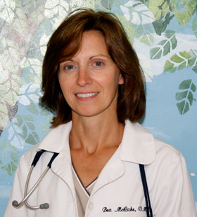 Veterinary Spotlight: Dr. Beatrice McCabe