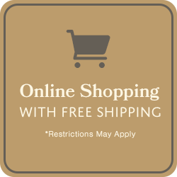 Free Shipping on Longwoods Onlie Store