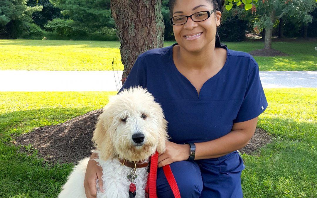 Meet Longwood Vet Nurse: Aaliyah
