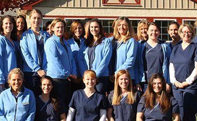 Celebrating Longwood Veterinary Technicians