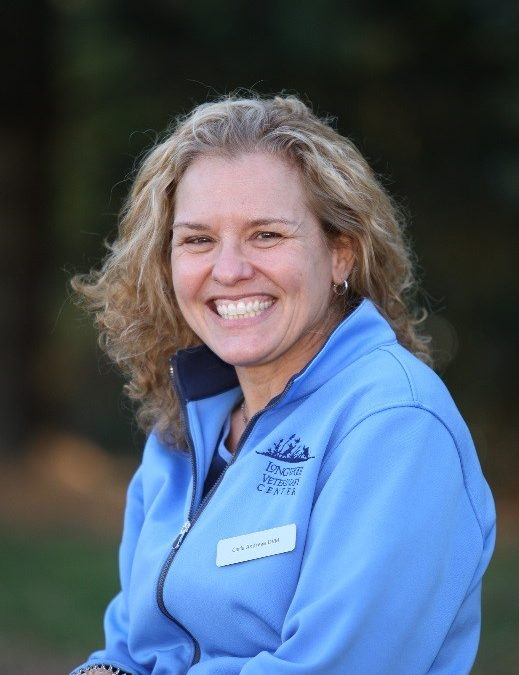 Featured Employee: Dr. Carla Andrews, DVM
