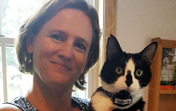 Longwood Veterinary Center Featured Employee: Lisa K.