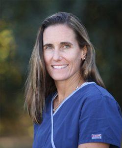 Dr Kim Knipe VMD of Longwood Veterinary Center